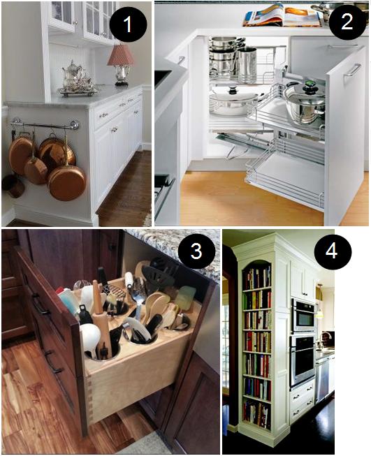Kitchen Space Saving Tips