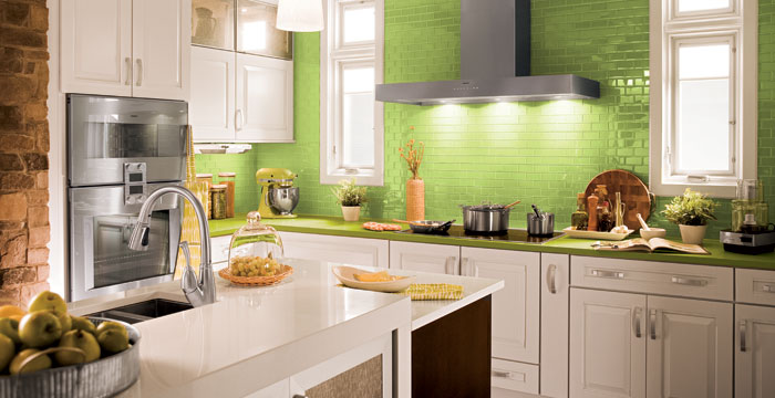 Color-Coding Your Kitchen