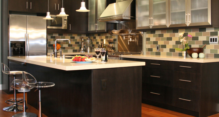 Matching Countertops with a Backsplash—What are Your Options?