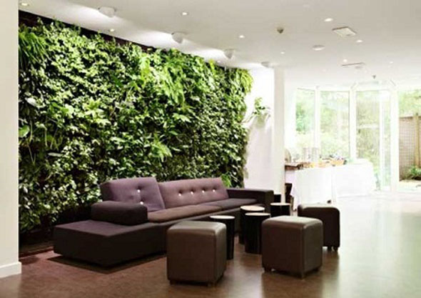 green-interior-design & Home Remodeling Blogs » » Incorporating Nature in Your Design