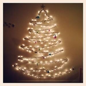 unique Christmas tree displays