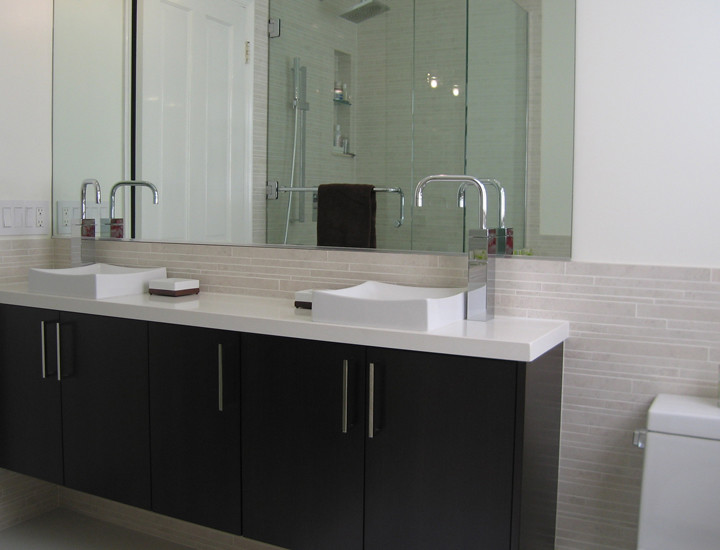 Natural Quartz Countertops for Your Luxury Bathroom Design