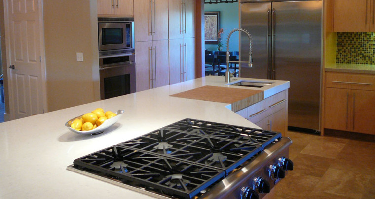 Quartz vs. Granite: The Heat Issue