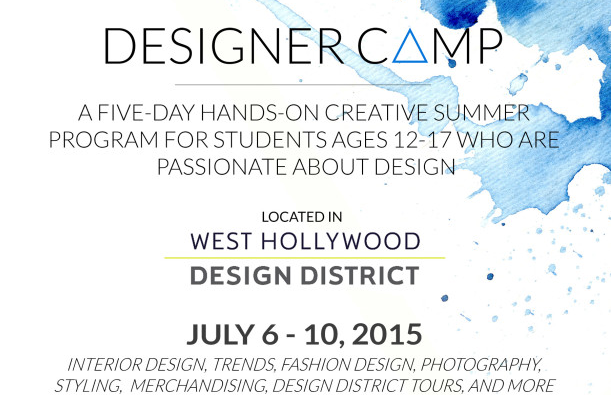 Caesarstone Supports Summer Camp for Kids in Hollywood District